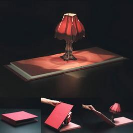Book of Lights Lamp Shade