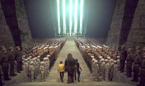 Medal Ceremony in Star Wars