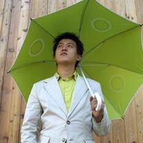 Music in the rain Umbrella