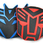 Transformers Plush Pillows