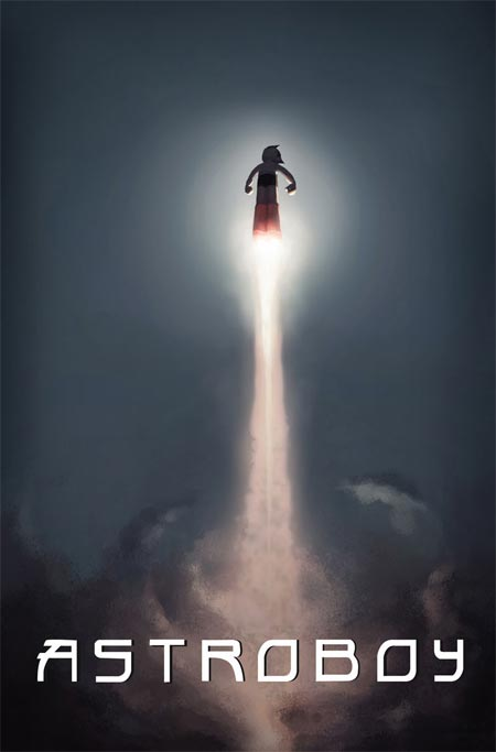 AstroBoy Movie Teaser Poster