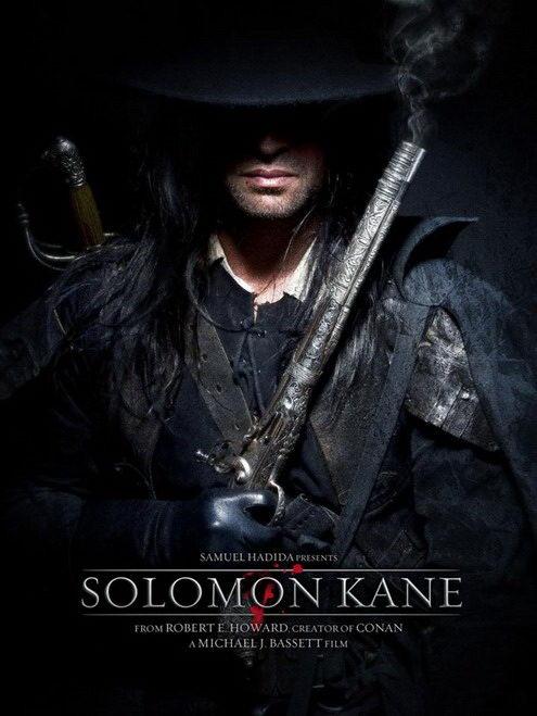 Solomon Kane Movie Poster