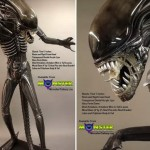Life-size Alien Replica is Lovely, Scary