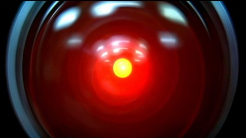Hal-2001 A Space Odyssey