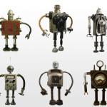 The Robot Sculptures of Bennett Robot Works