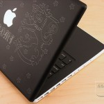 Apple Macbook Customized With Laser Engraving