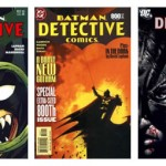 Detective Comics – Covers Gallery