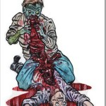 Zombie Daily Blog Features a New Zombie Illustration Every Day