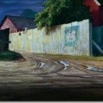 Animation Backgrounds Blog has Images From Retro Animated Films and Cartoons