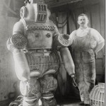 Amazing Steampunk Diving Suits and Submarines
