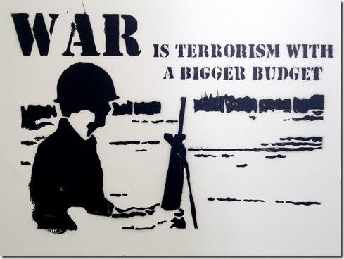 War - Street Art
