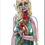 Portraits As Living Deads – Celebrities As Zombies