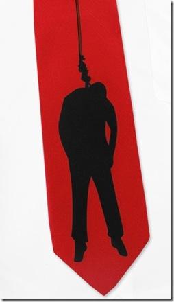 Hanging-Tie