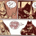 A Day in the Life of Batman and Aquaman – Webcomic