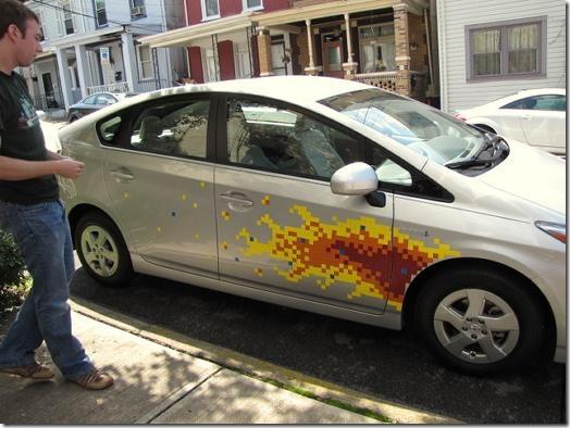 Toyota-Prius-Pixel-Art1