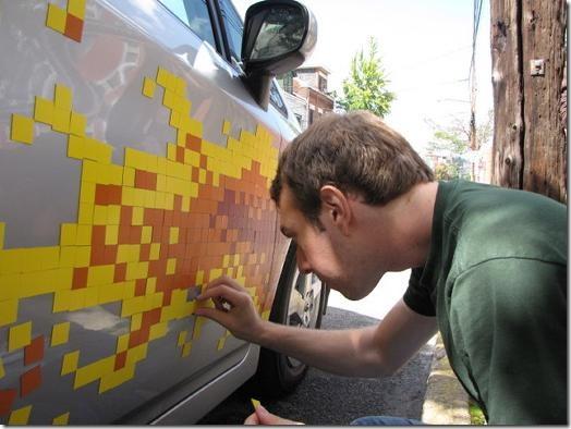 Toyota-Prius-Pixel-Art3