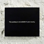 This Painting is Not Available in Your Country