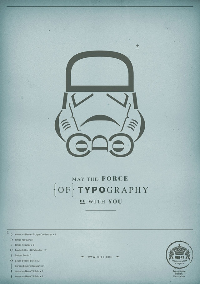 The_force_of_Typography_Stormtrooper