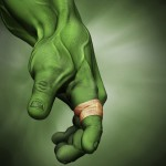 A Band-Aid For The Incredible Hulk