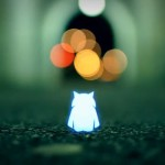 Nowhere Near Here – Animated Film Created Using Light Paintings