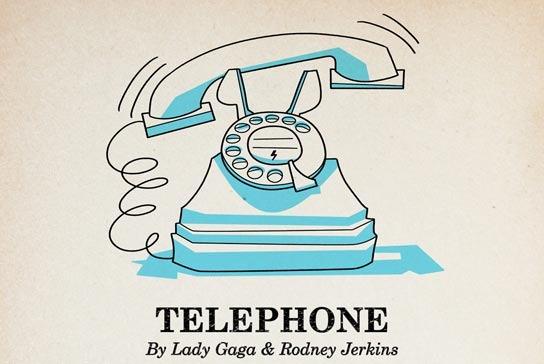 Lady_Gaga_Telephone_Vintage_Storybook