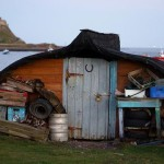 Ten Recycled Ship Houses