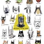 Batman x Star Wars