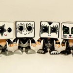 KISS Heartbot Dolls