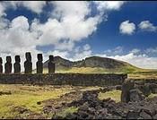 Easter+Island+Statues