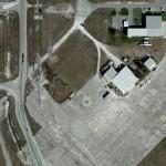 Major Race Tracks On Google Earth