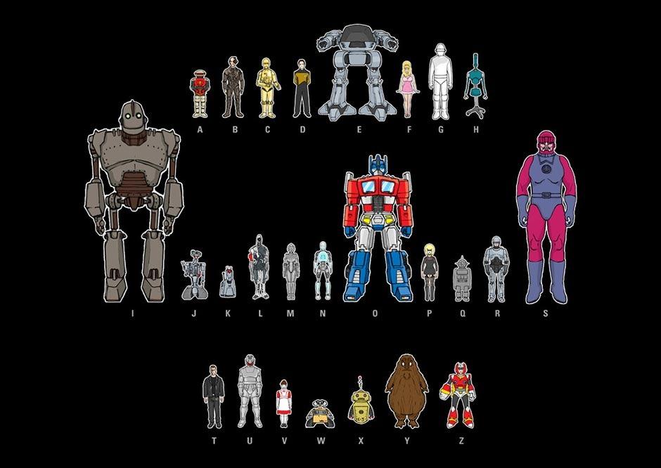 Robots-A-to-Z