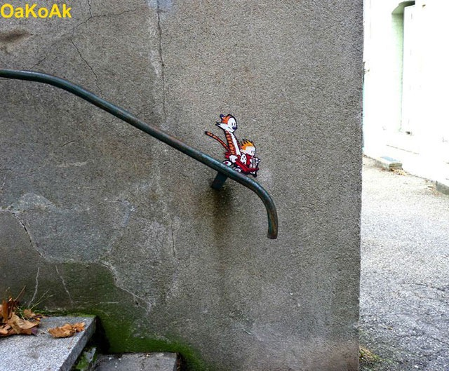 Calvin-and-Hobbes-Graffiti-Street-Art