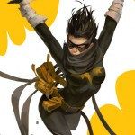 Batgirl – A Conceptual Illustration