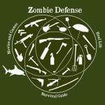Zombie Defense Weapons Venn Diagram