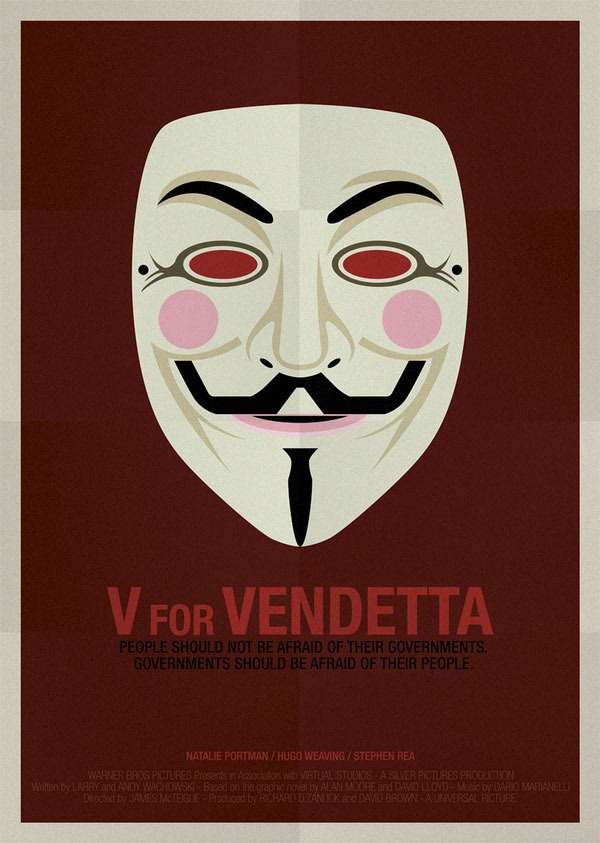 v for vendetta movie review essay