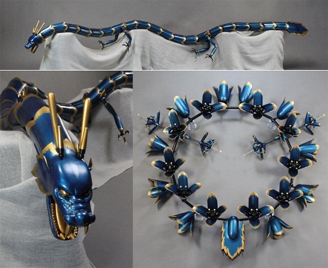 Tomoo-Yamaji-Dragon-Transforming-Sculpture
