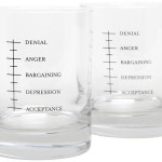 Good Grief Whiskey Glasses