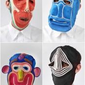 Bertjan-Pot-Bizzare-and-Colorful-Masks
