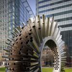 'Aeolus' – A Giant Acoustic Sculpture