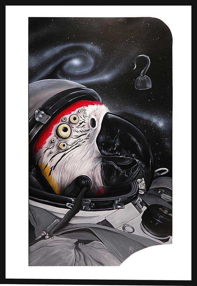 Parrot-Animal-Landing-Mr.-Klevra