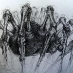 Brian Smiths's Surreal Pencil Sketches