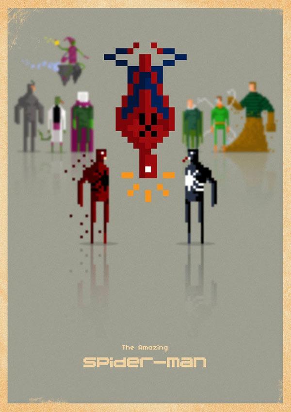 spider_man_8_bit_by_capdevil13