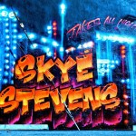 "Skye Stevens' ""Takes All Night"" Music Video"