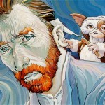 Gizmo and Vincent van Gogh