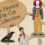 """The Horror Die Cut Collection"" – Art Print by Max Dalton"