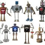Tal Avitzur's Robot Night Lights