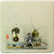 Mario Soria's New Paintings