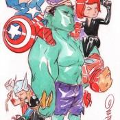 Hulk Saves Day