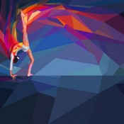 Brilliant Olympic-Themed Illustrations by Charis Tsevis