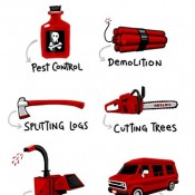 Common Murder Weapons and Their Alternate Uses